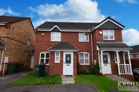 2 bedroom semi-detached house to rent - Pipistrelle Way, Oadby, Leicester, LE2
