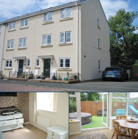 4 bedroom end of terrace house for sale - Clayton Drive, Pontarddulais