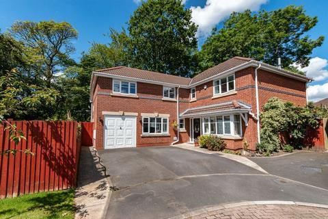 5 bedroom detached house for sale - Johns Wood Close, Chorley, PR7 2FB