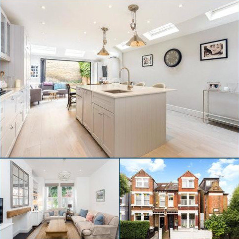 4 bedroom end of terrace house for sale - Barmouth Road, Wandsworth, London, SW18