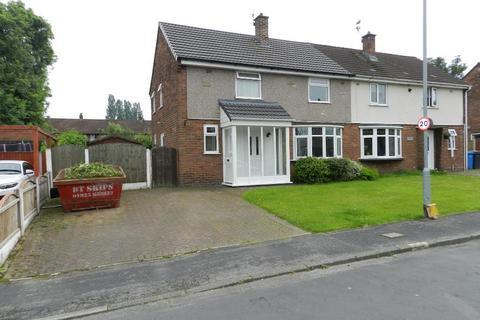 3 bedroom semi-detached house for sale - Broadhurst Avenue, Culcheth, WA3 5RQ
