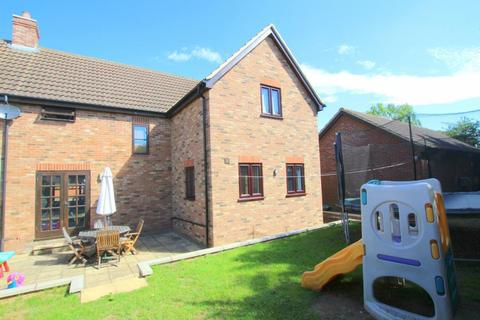 4 bedroom terraced house for sale - The Brambles, Flitton, Bedfordshire, MK45 5BQ