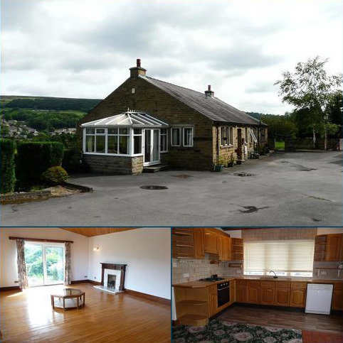 3 bedroom bungalow to rent - Scout Road, Mytholmroyd, Hebden Bridge, West Yorkshire, HX7