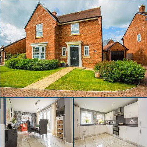 4 bedroom detached house for sale - Pillow Way, Buckingham