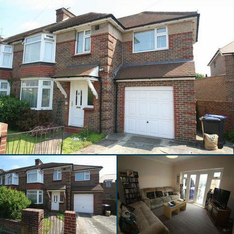 4 bedroom semi-detached house for sale - Twitten Way, Worthing