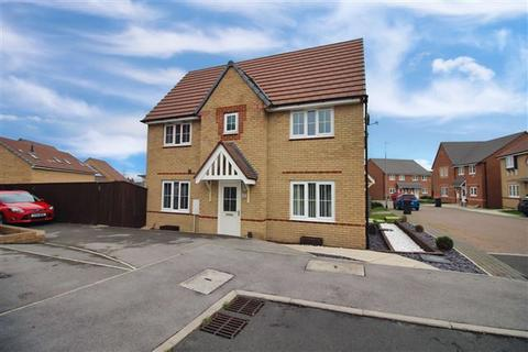 3 bedroom semi-detached house for sale - Campbell Walk, Brinsworth, Rotherham, S60 5FR