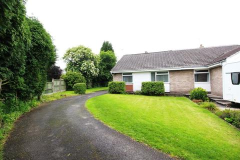 3 bedroom semi-detached bungalow for sale - Lotus Avenue, Knypersley, ST8 6PS
