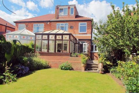 4 bedroom semi-detached house for sale - Amble Avenue, Whitley Bay