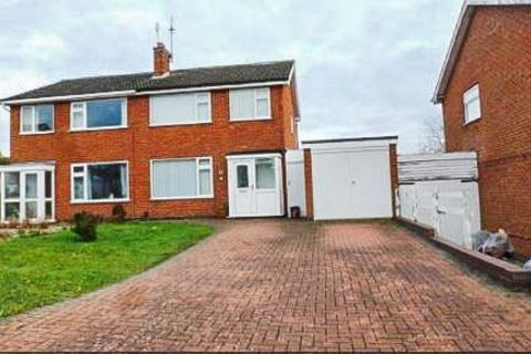 3 bedroom semi-detached house to rent - Severn Road, Oadby, Leicester, LE2 4FW