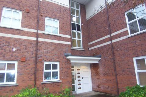 2 bedroom terraced house to rent - Linen Court, Trinity Riverside, Salford, Greater Manchester, M3