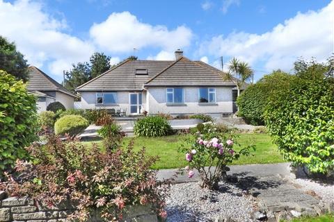 4 bedroom bungalow for sale - Gwel Marth, Germoe Cross Roads, Penzance, TR20