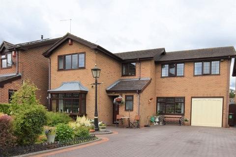 4 bedroom detached house for sale - Dorian Way, Endon
