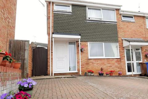 3 bedroom end of terrace house for sale - Glastonbury Close, Ipswich