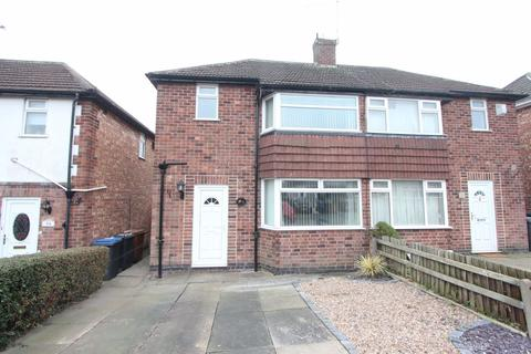 2 bedroom semi-detached house to rent - Coronation Road, Earl Shilton