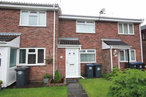 2 bedroom townhouse to rent - Willow Close, Burbage, Leicestershire