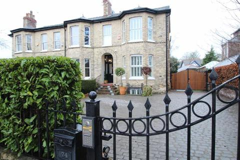 5 bedroom semi-detached house to rent - Ashley Road, Hale