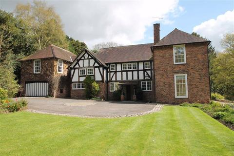 6 bedroom detached house for sale - Barrow Lane, Hale