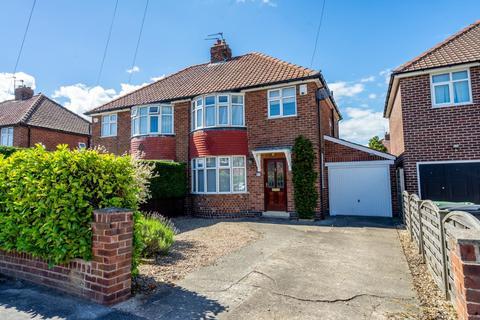 3 bedroom semi-detached house for sale - Melton Avenue, Rawcliffe, York