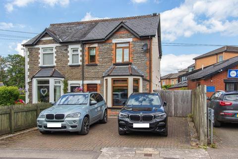3 bedroom semi-detached house for sale - Heol Hir, Llanishen, Cardiff