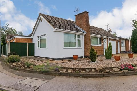 3 bedroom bungalow for sale - Maytree Close, Kirby Muxloe, Leicester