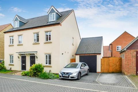 3 bedroom semi-detached house for sale - Pontefract Road, Bicester