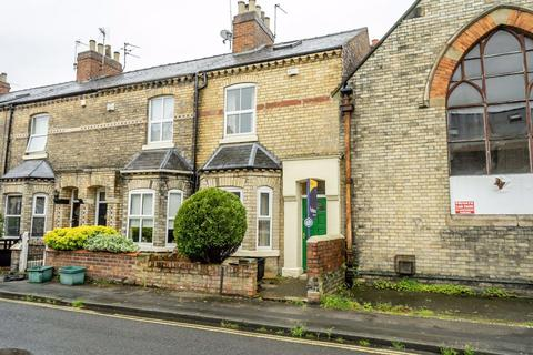 2 bedroom terraced house to rent - 3 Neville Street, off Haxby Road, York