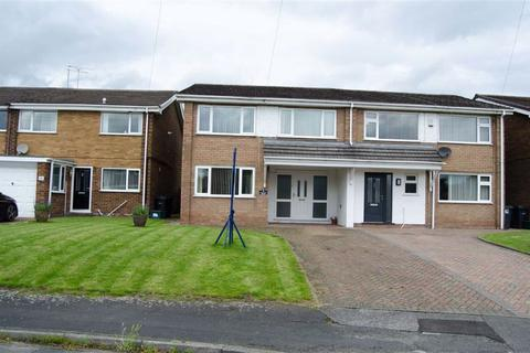 4 bedroom semi-detached house for sale - Craithie Road, Vicars Cross, Chester