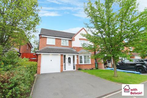 4 bedroom detached house for sale - Old College Drive, Wednesbury