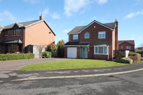 3 bedroom detached house for sale - Richmond Close, Shildon