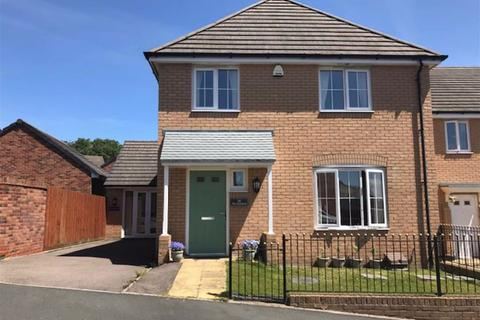 4 bedroom detached house for sale - Golwg Y Coed, Barry