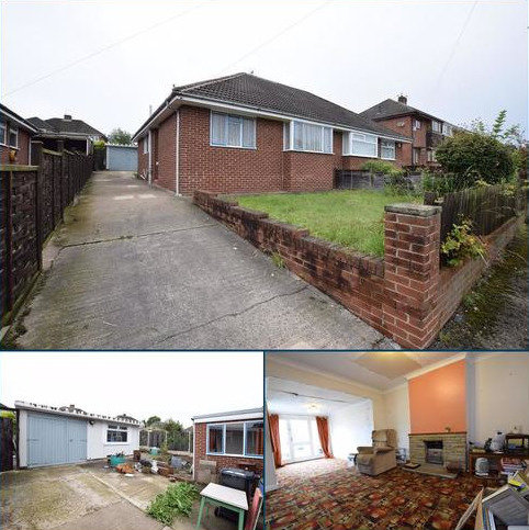 2 bedroom semi-detached bungalow for sale - Bence Close, Darton, Barnsley, S75