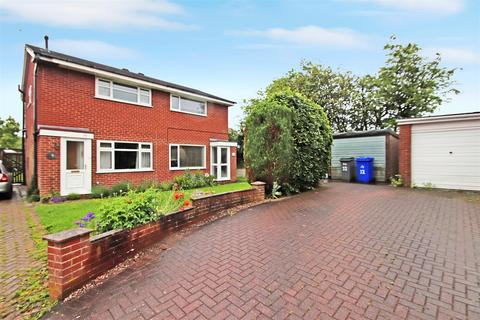 2 bedroom semi-detached house for sale - Aegean Close, Trentham, Stoke-On-Trent