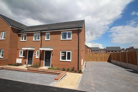 3 bedroom semi-detached house for sale - The Lawrence, Off Boothen Old Road, Stoke, ST4 4ED