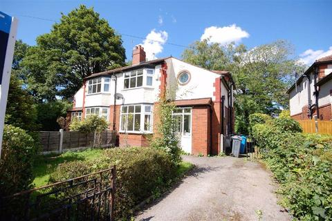 3 bedroom semi-detached house to rent - Parrs Wood Avenue, Didsbury, Manchester, M20