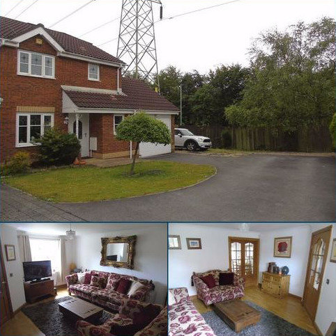 3 bedroom detached house for sale - Dan Danino Way, The Alders, Morriston