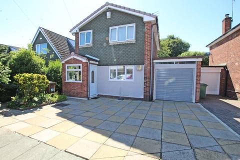 3 bedroom detached house for sale - Sutton Park Drive, St Helens, WA9