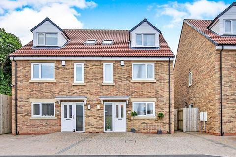 3 bedroom semi-detached bungalow for sale - Croft Court, East Rainton, Houghton Le Spring