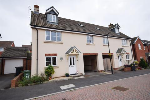 4 bedroom semi-detached house for sale - Cromwell Close, Newtown, Berkeley