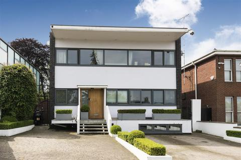 4 bedroom detached house for sale - Golders Park Close, NW11