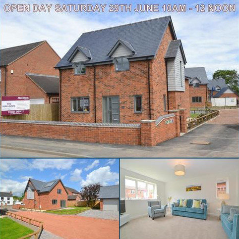 3 bedroom detached house for sale - Welland Road, Hanley Swan