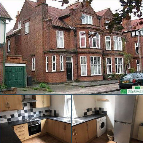 1 bedroom flat to rent - Woodland Avenue, Stoneygate, Leicester LE2 3HG