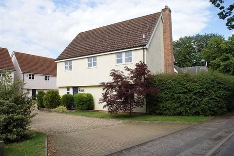4 bedroom detached house for sale - The Street, Thorndon, Suffolk