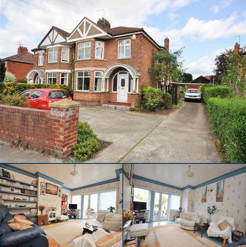 4 bedroom semi-detached house for sale - Heworth Green, York, YO31 7TL
