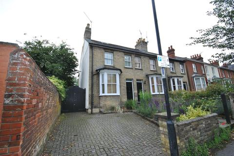 3 bedroom end of terrace house to rent - York Road, Bury St. Edmunds