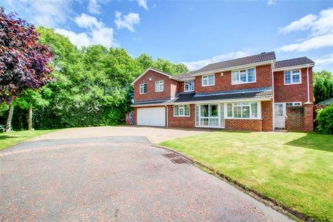 5 bedroom detached house for sale - Home Park, Parklands, Wallsend, NE28