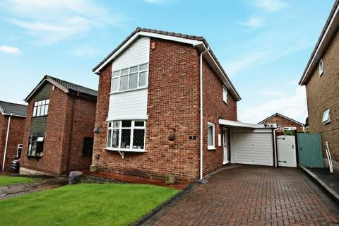 3 bedroom detached house for sale - Bream Way, Bradeley