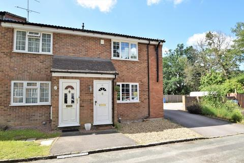 3 bedroom end of terrace house for sale - 10 Rother Close, Sandhurst