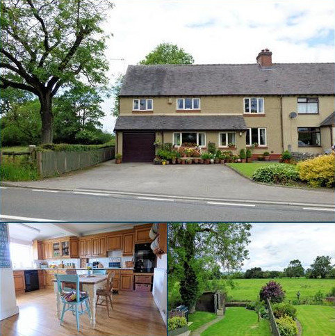 3 bedroom semi-detached house for sale - Kniveton, Ashbourne