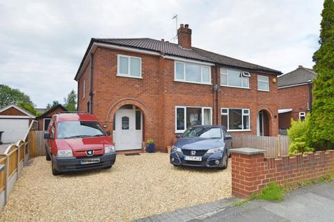 3 bedroom semi-detached house for sale - Boughton Hall Drive, Boughton, Chester