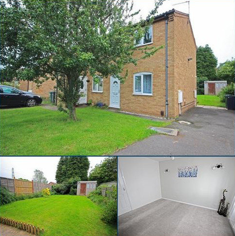 2 bedroom semi-detached house for sale - Wicklow Close, Shepshed